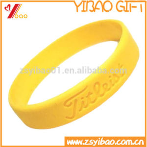 Customized Various Silicone Wristbands with Free Professional pictures & photos