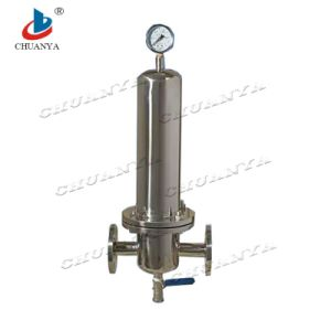 China Supplied Gas Steam Filter Housing pictures & photos