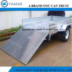 Box Trailer with Ramp pictures & photos