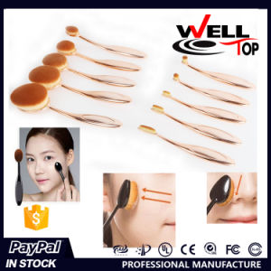 Fashion Make up Brushes Free Samples for Cosmetic Packing pictures & photos