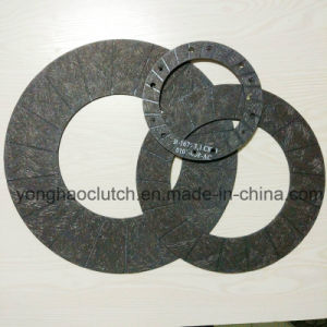 High Quality China Made Non Asbestos Clutch Facing pictures & photos