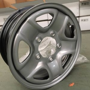 Land Cruiser Steel Wheel Rim for Toyota pictures & photos