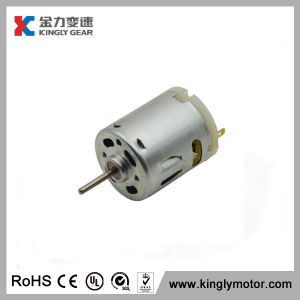 12V Vacuum Cleaner High Speed DC Motor pictures & photos