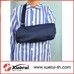 Medical Cotton Immobilizing Orthopedic Arm Sling pictures & photos