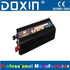 Doxin 12/24V 2500W Modified Sine Wave Inverter with UPS&Charger pictures & photos