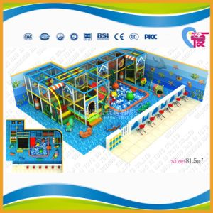 European Style Indoor Soft Playground on Sale (A-15303) pictures & photos