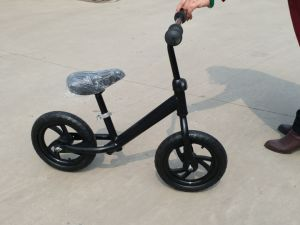 EVA Tire Without Training Wheels Child Balance Bikes pictures & photos