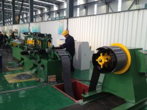 Automatic Ctl - a Simple Two-Cut Type Transverse Shear Line pictures & photos
