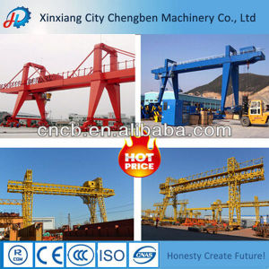 Lifting Euquipment High Quality Hydropower Station Gantry Crane Manufacturer pictures & photos