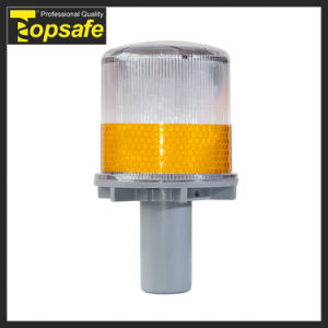 Solar Flashing Safety Road Light (S-1325) pictures & photos