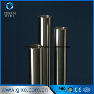 China Wholesale 304 Welded Stainless Steel Pipe Tube Od63.5mm X Wt2.3mm pictures & photos