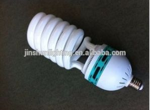 Cheap Price CFL Half Spiral Lamp 25W30W pictures & photos