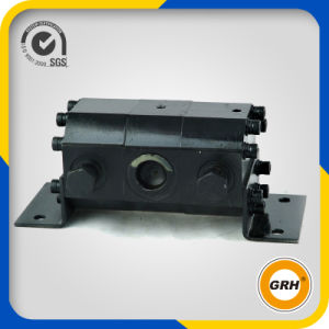 Grh 2fdf Series Hydraulic Gear Motor Synchronous Flow Divider pictures & photos