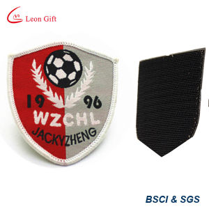 Custom Logo Embroidery Patch Badge with Velcro pictures & photos