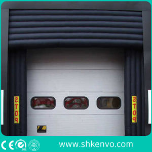 Retractable Dock Shelter for Loading Bay pictures & photos