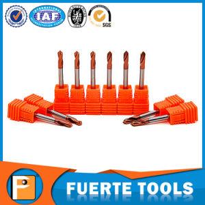 2 Flutes Tungsten Steel Drill Bit pictures & photos