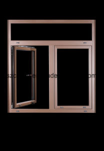 Hot Sale Aluminum Clad Wood Window pictures & photos