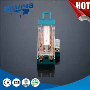 Transparent Double Pole 2p63A Knife Switch pictures & photos