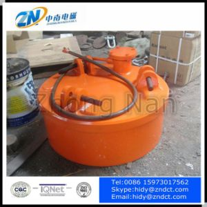 Round Iron Electromagnetic Mining Separator Mc03-80L pictures & photos