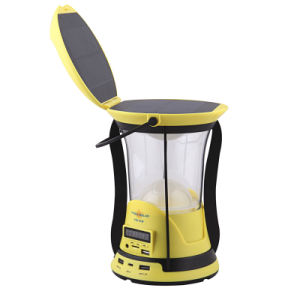 Portable Solar Energy Camping Lantern for Home Use, Outdoor pictures & photos
