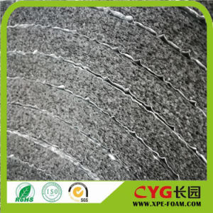 Reflective Fireproof XPE Foam Insulation, Aluminum Heat Insulation Material pictures & photos
