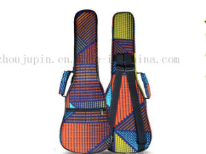 OEM Print Logo Fashion Violin Guitar Bag Case for Promotion pictures & photos