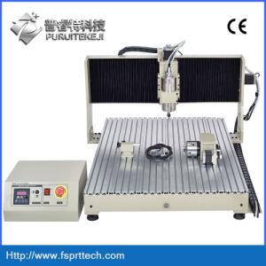CNC Engravers Rubber CNC Cutting Machine pictures & photos
