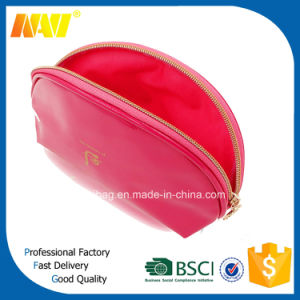Waterproof Leather Cosmetics Bag Makeup Case Toiletry Organizer pictures & photos