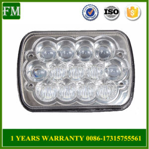 Square Headlight 45W 4D for Jeep pictures & photos