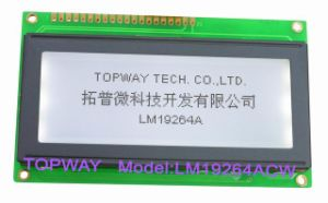 192X64 Graphic LCD Module COB Type LCD Display (LM19264A) pictures & photos