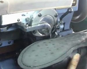 Goodyear out Seam Industrial Shoes Sole Outsole Stitching Sewing Machine pictures & photos