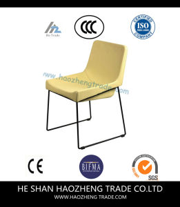 Hzdc112 Walnut Dining Chair Plastic Chair