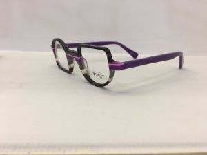 Square and Round Eyeglasses Optical Frames in Acetate Different Shape pictures & photos