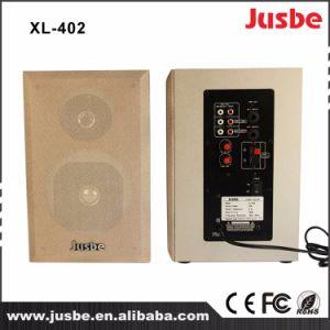 35W 4 Inch Active Multimedia DJ Speaker XL-402 pictures & photos