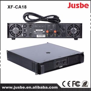 Xf-Ca18 Professional Stage Performance Audio Power DJ Amplifier pictures & photos