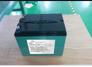 High Discharge Rate 26650 12V 40ah LiFePO4 Battery Pack Lithium Ion Battery for Solar Light Battery pictures & photos