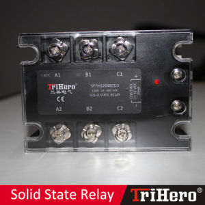 40A DC/AC 3 Phase Solid State Relay SSR (SSR-3D40) pictures & photos