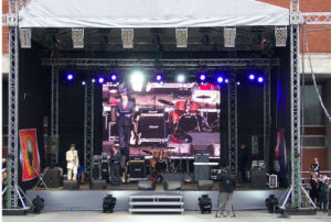 P5 HD Indoor LED Video Wall for Rental Stage pictures & photos
