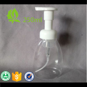 250ml Pet Foam Pump Liquid Bottle pictures & photos