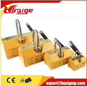 Heavy Duty Flat Stock Permanent Magnetic Lifter Lifting Magnets pictures & photos
