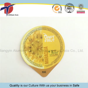 Aluminium Lids Seal with Different Kinds of Flexible Packaging pictures & photos