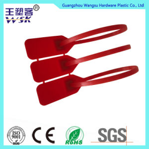 Red Plastic Oil Seal Metal Injection pictures & photos