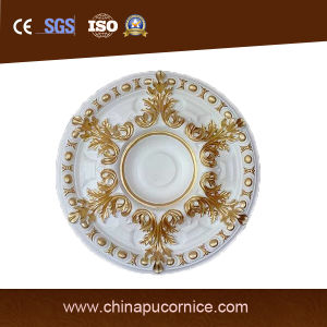 PU Ceiling Medallion/Home&Interior Decoration/Building Material pictures & photos