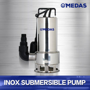 Submersible Stainless Steel Pump pictures & photos