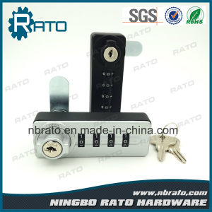 Master Key Metal Combination Cabinet Lock pictures & photos
