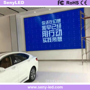Indoor Giant Full Color LED Display Screen for Animation Advertising (P4mm) pictures & photos