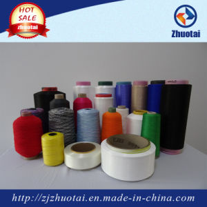 Wholesale China Spandex Covered Nylon Yarn 2070 for Knitting pictures & photos