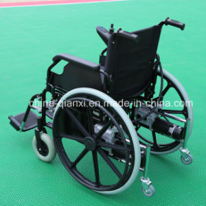 Easily Folding Wheel Chair with Ce pictures & photos