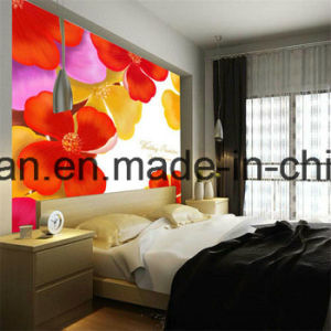 Customized Design Latest Fashionable High Definition Self Adhesive Wallpaper pictures & photos