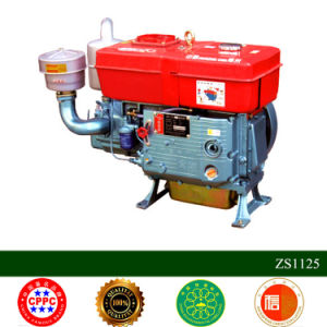 W/C Diesel Engine Changxiang Brand Zs1125 for Agriculture